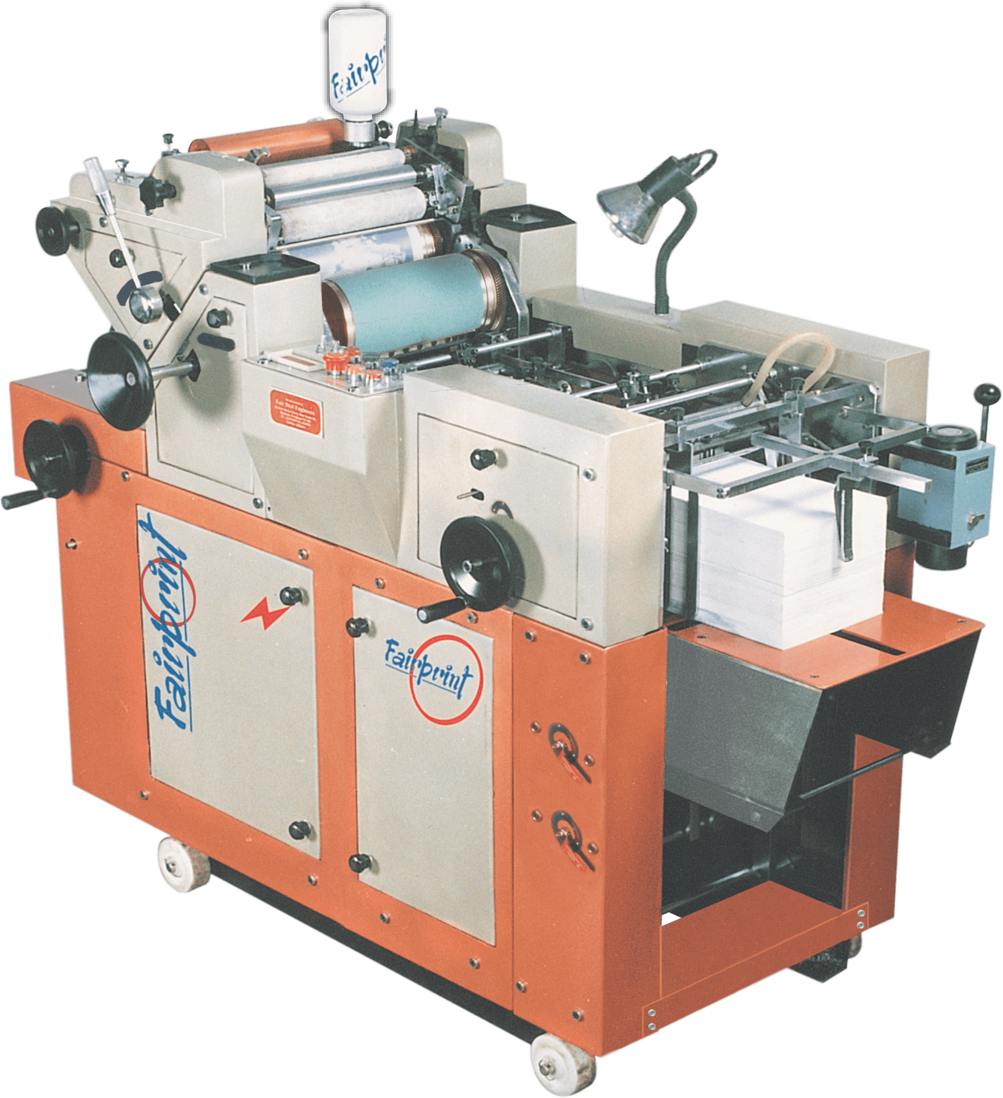 Start Your Own Printing Press With An Offset Printing Machine