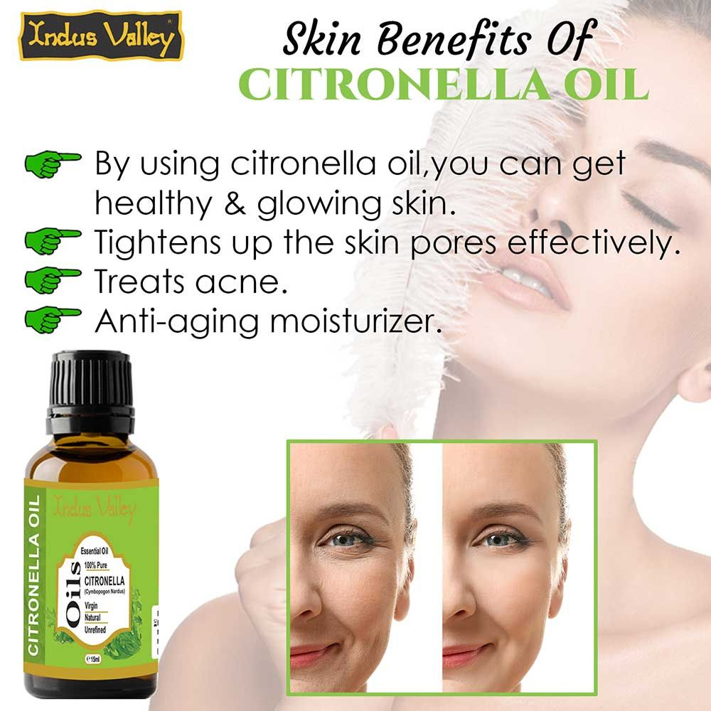 Benefits of Citronella Essential Oil Everyone Should Know