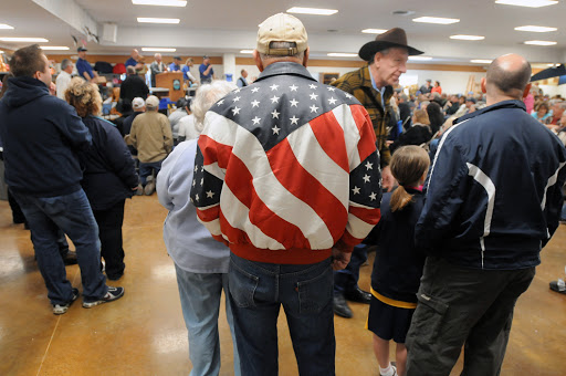 Why Americans are love to American flag Leather jackets