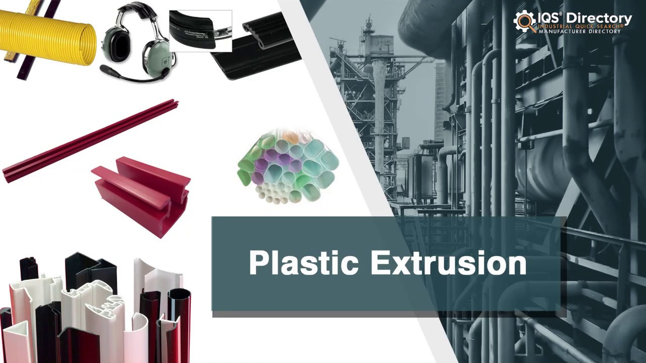 The Usability and Process are Given by Plastic Extrusions Manufacturers