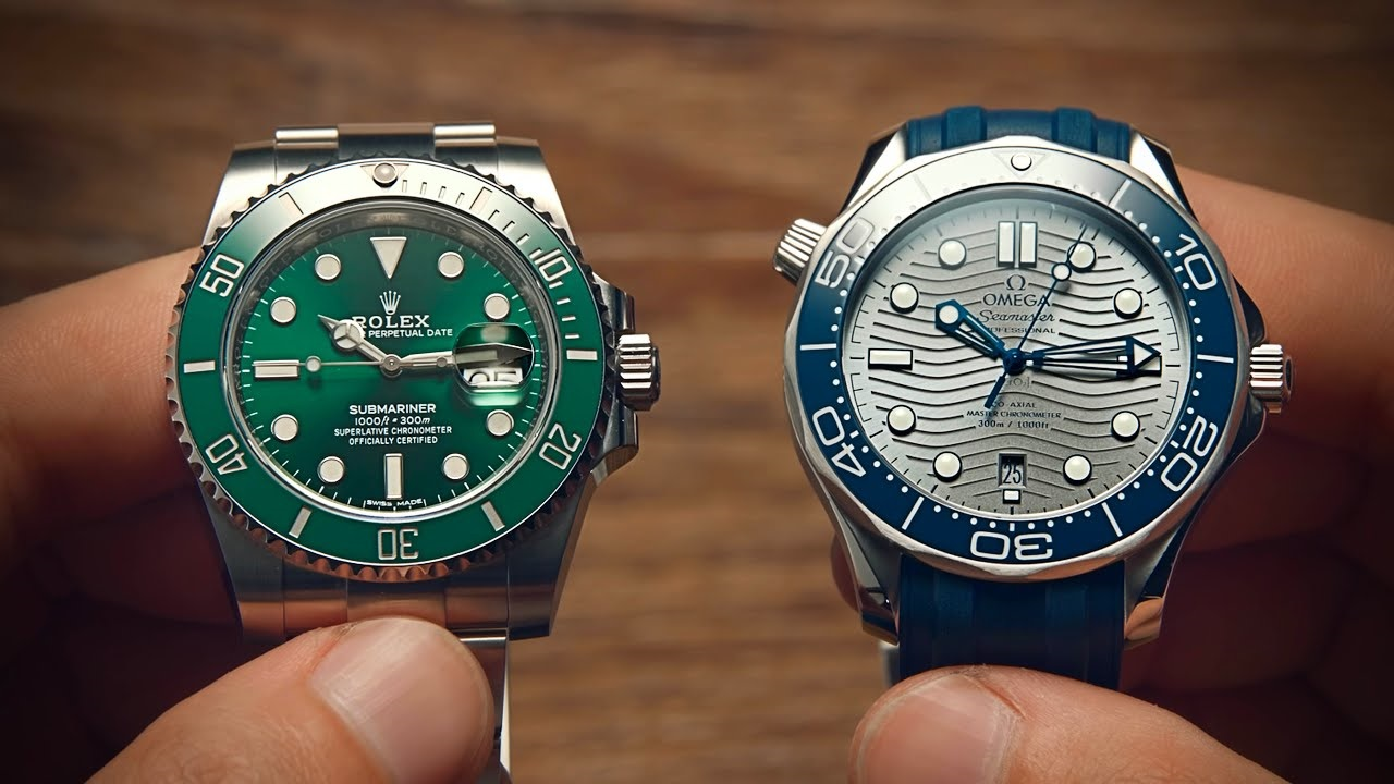 Which Omega Watches Should You Really Buy?