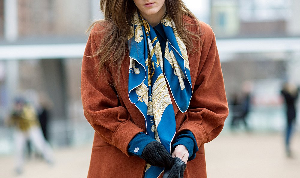 Let's Explore The World Of Caftan Of Silk Scarf Fashion
