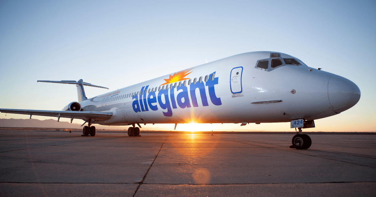 Buy The Cheapest Fight Ticket with Allegiant Airlines