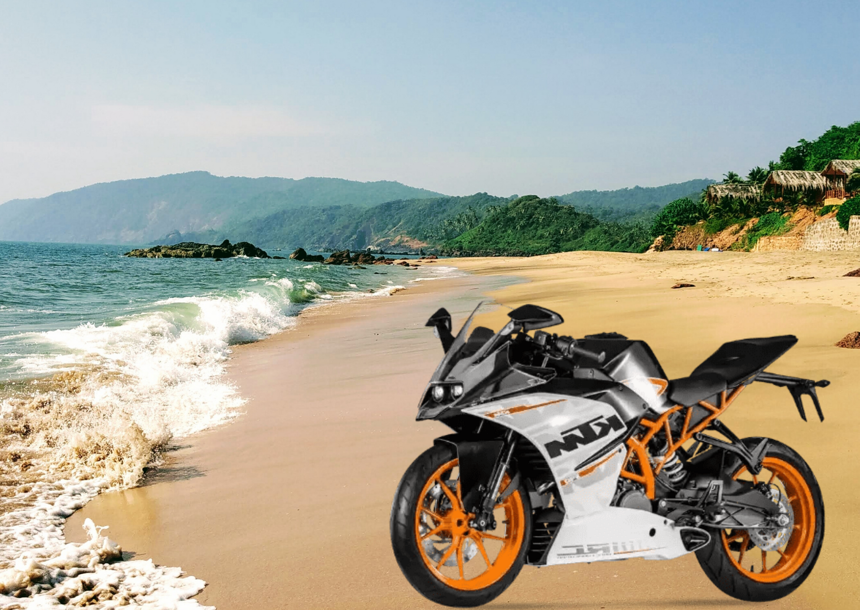Get Your Bike Hire In Goa And Visit All The Nooks And Corners