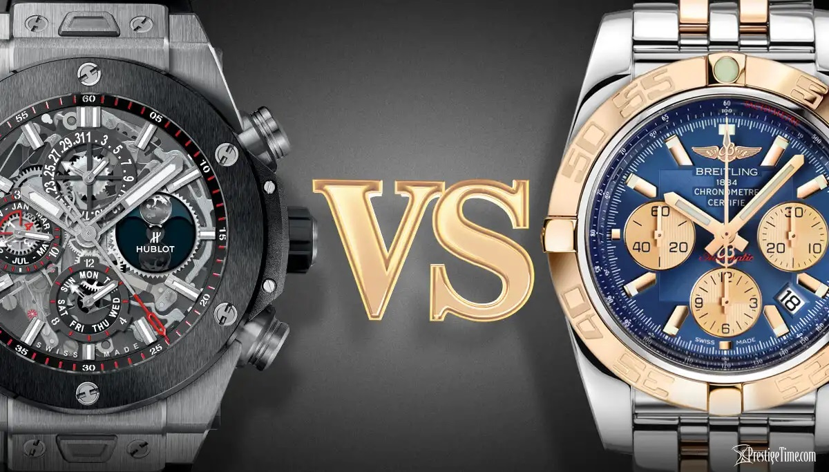 Hublot vs Breitling – Which is the Best?