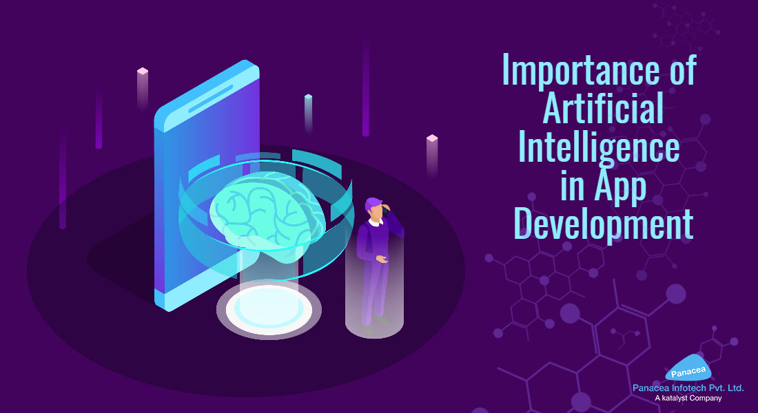 Importance of Artificial Intelligence in App Development
