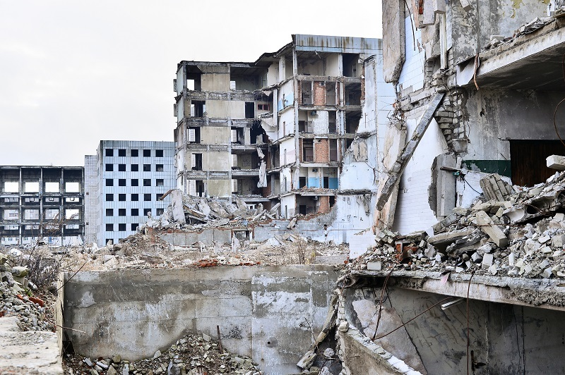 Industrial Demolition: Making The Right Decisions