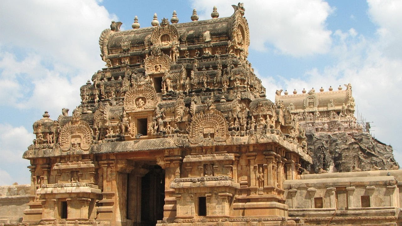 A Religious Affair: The Temples Of South India