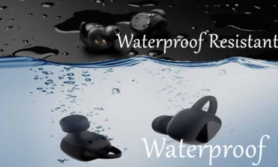 Waterproof Vs Water Resistant