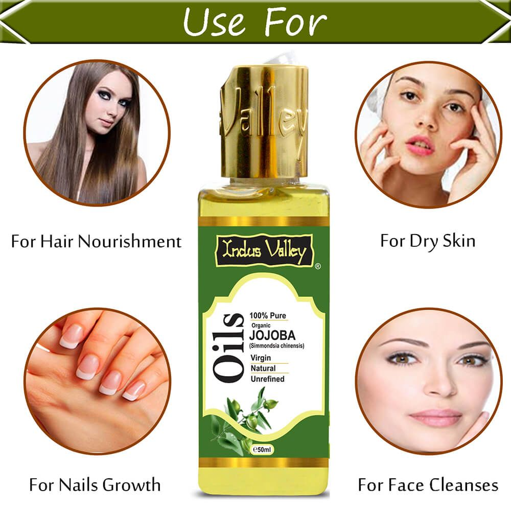 Know More Benefits of Jojoba oil for Skin and Hair