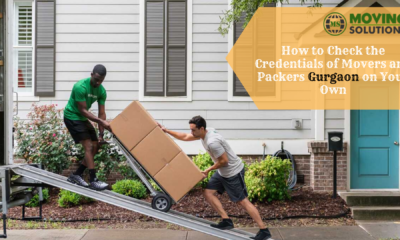of Movers and Packers