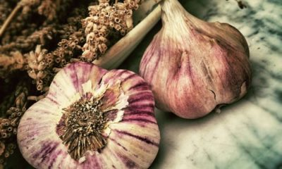 Benefits of garlic for high blood pressure