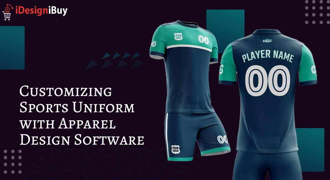 Customizing Sports Uniform with Apparel Design Software