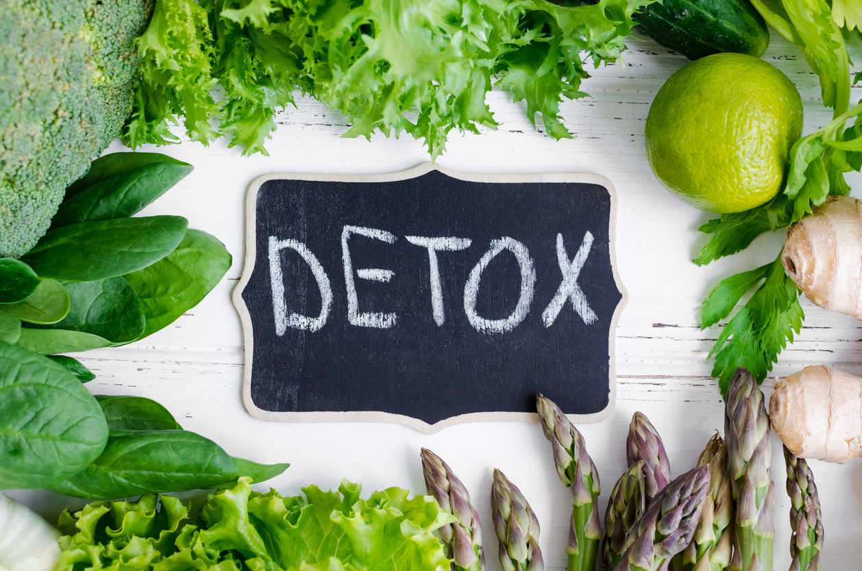 7 Effective Ways To Detoxify Your Body Naturally