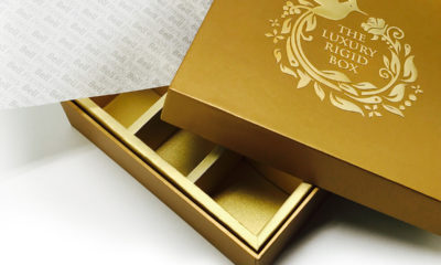 Kraft Material Customized Boxes for Your Use