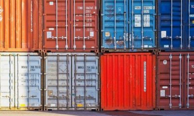 Shipping Container Transport Service