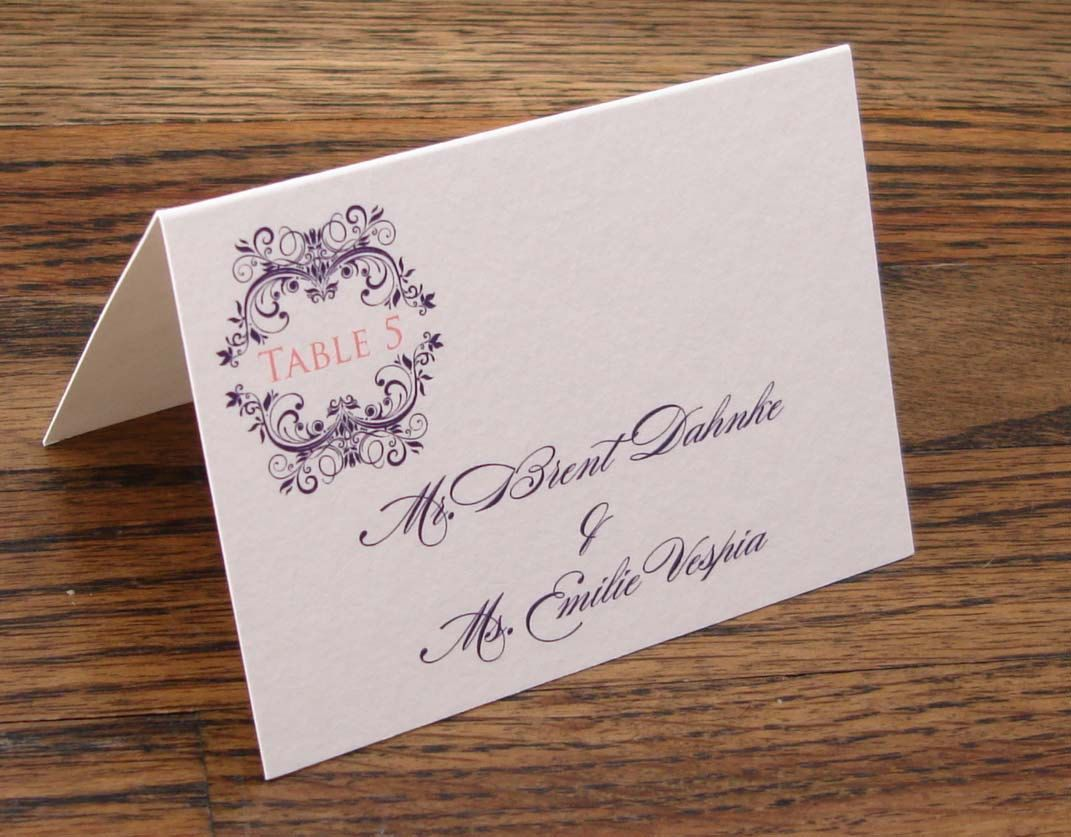 5 Places In Which A Wedding Logo Can Be Used