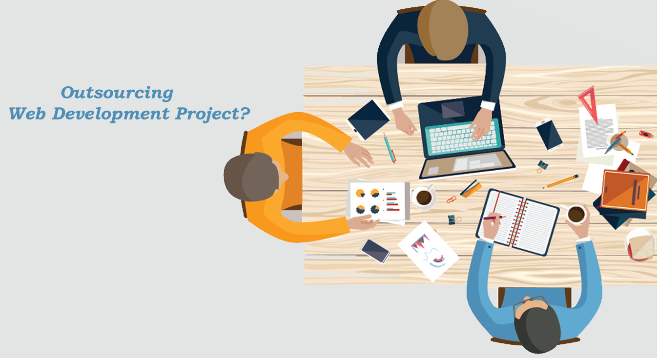Why You Should Outsource Web Application Development?