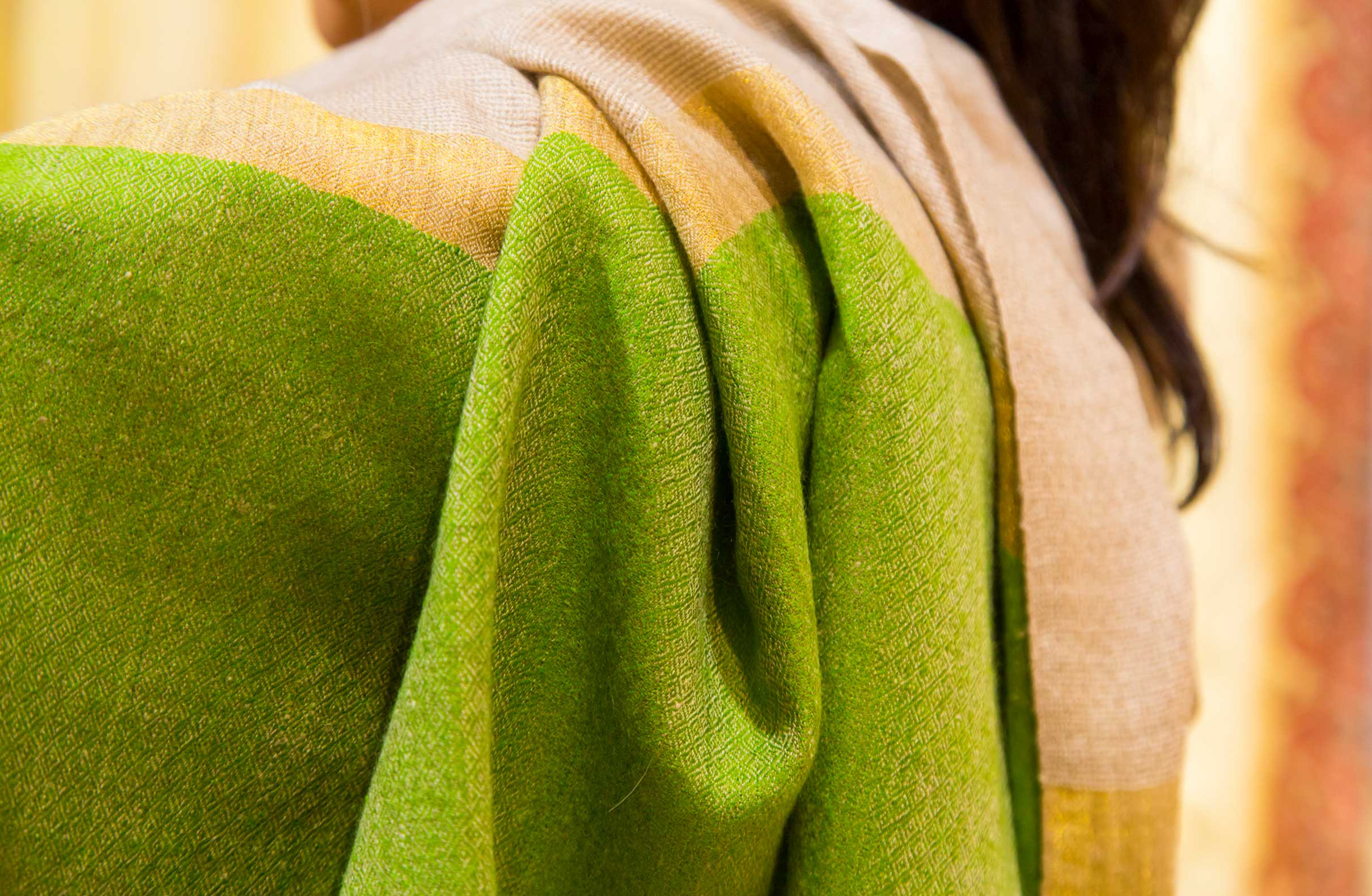 Tips to Preserve Your Pashmina Shawls