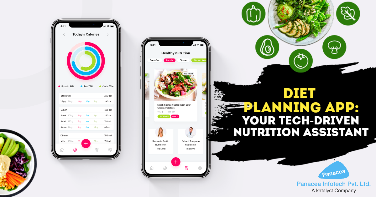 Diet Planning App: Your Tech-Driven Nutrition Assistant