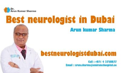 best neurologist doctor in dubai