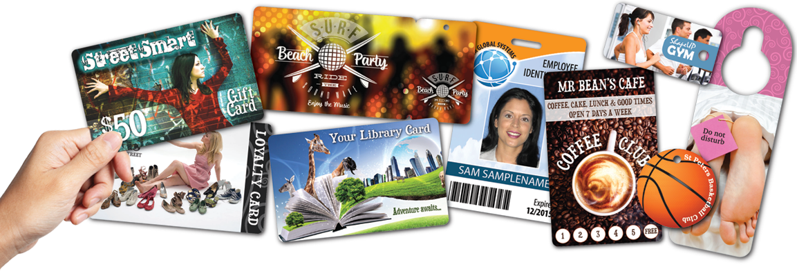 What are the Accessories Of Card Printing Services in Australia?