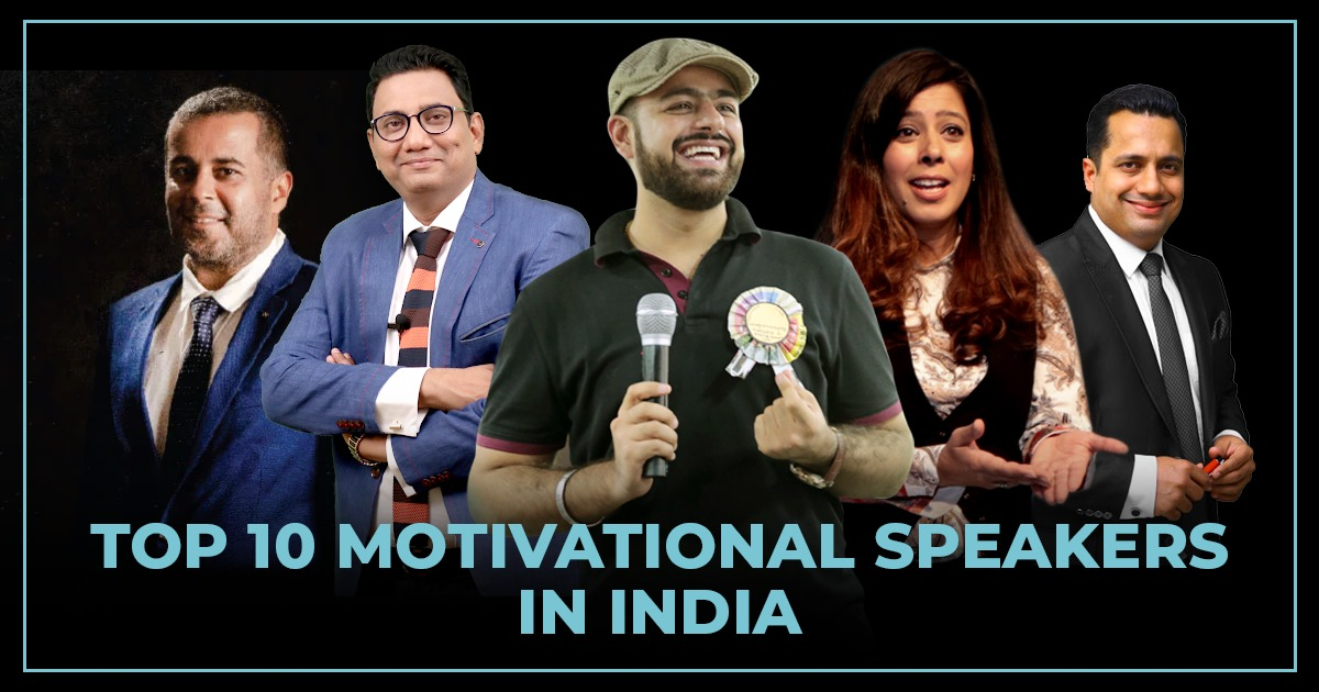 Top 10 Motivational Speakers in India