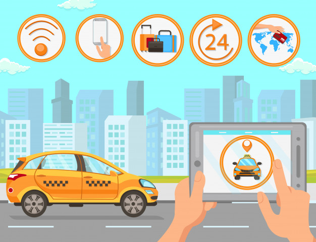 Starting a Taxi Business Like Uber – Build Your Business with Uber Clone Script