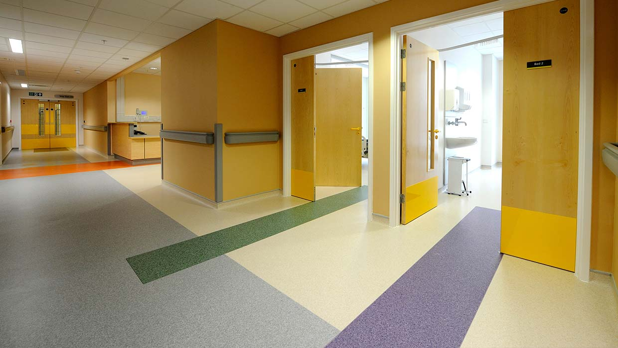 What Makes PVC Vinyl a Best Choice for Hospital Interior Flooring?