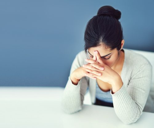 Anxiety Disorders And Coping With It