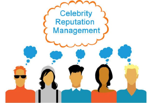 Reputation Management Services of Celebrities