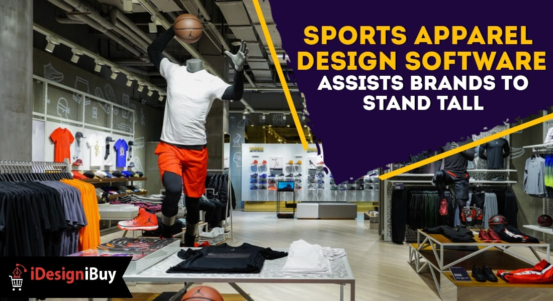 Sports Apparel Design Software Assists Brands to Stand Tall