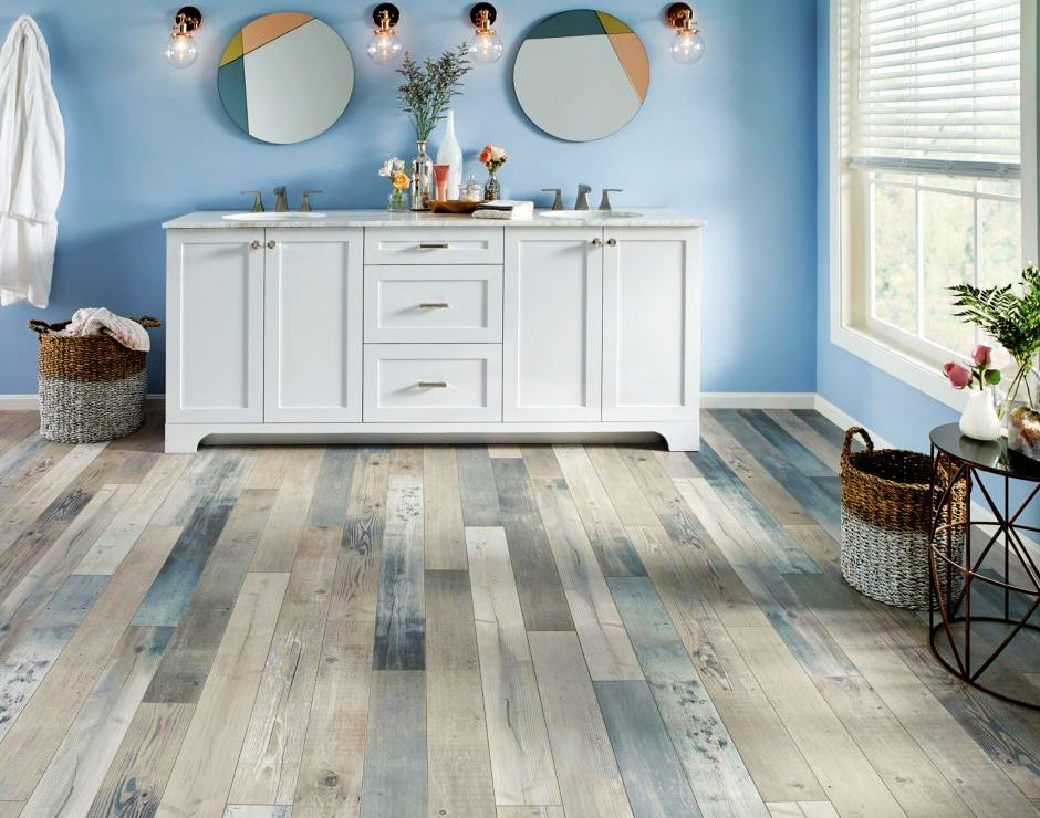 Best Colours for Wall Tiles to Contrast Floor