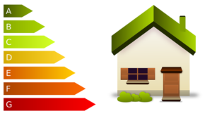 A house and energy-efficiency scale to consider when downsizing in Euless.