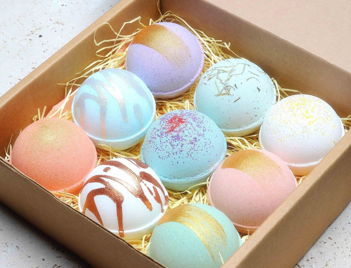 Bath Bomb Packaging Must Attract The Customers at Their First Look on Your Product