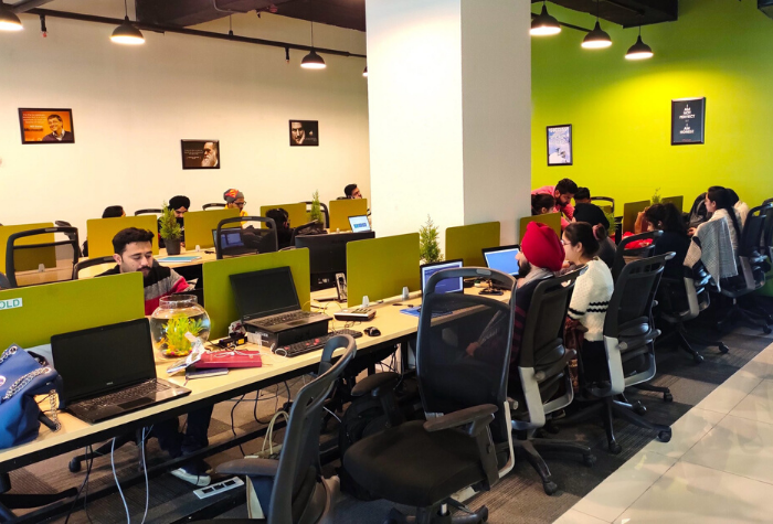 How Coworking Spaces Are Ideal For A Entrepreneur?