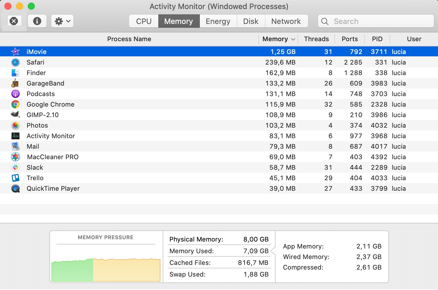 How to remove unused applications in Mac OS