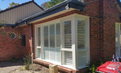 Panel Shutters in Your Home