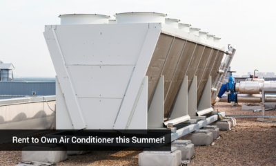 Rent to Own Air Conditioner this Summer