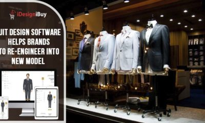 Suit Design Software Helps Brands to Re-engineer into New Model