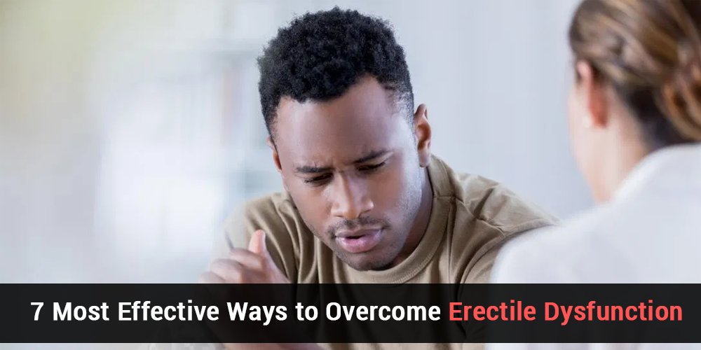 Erectile Dysfunction And How To Overcome It