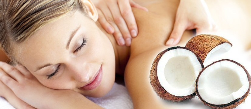 6 Benefits of Coconut Oil for Body Massage