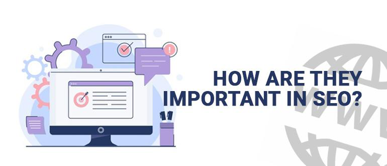 How Are They Important in SEO