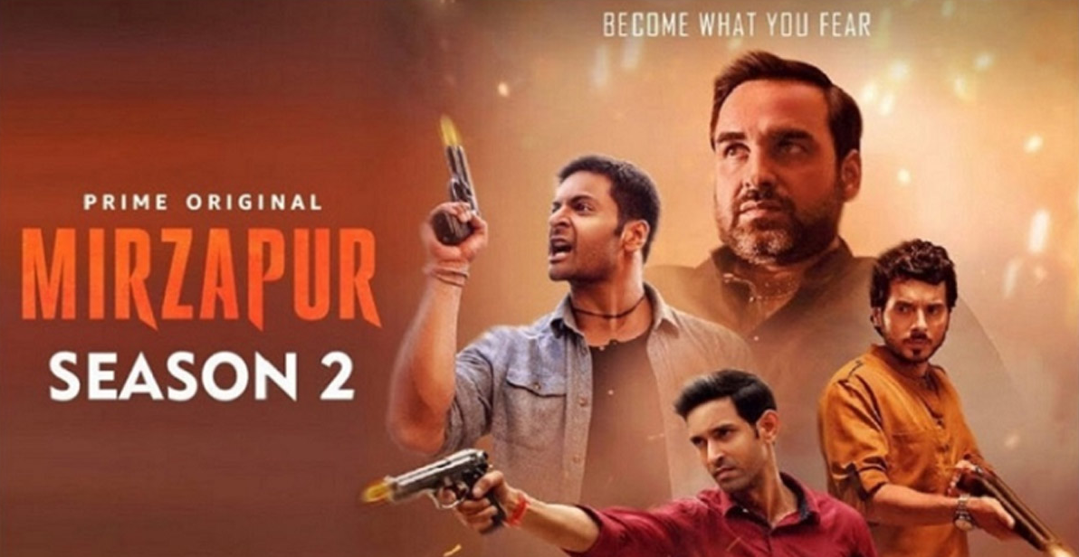 Amazon Prime Video Announces the Release Date of Mirzapur Season 2