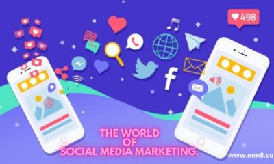 THE WORLD OF SOCIAL MEDIA MARKETING.