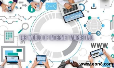 The world of internet marketing.