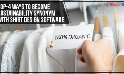 Top 4 Ways to Become Sustainability Synonym with Shirt Design Software