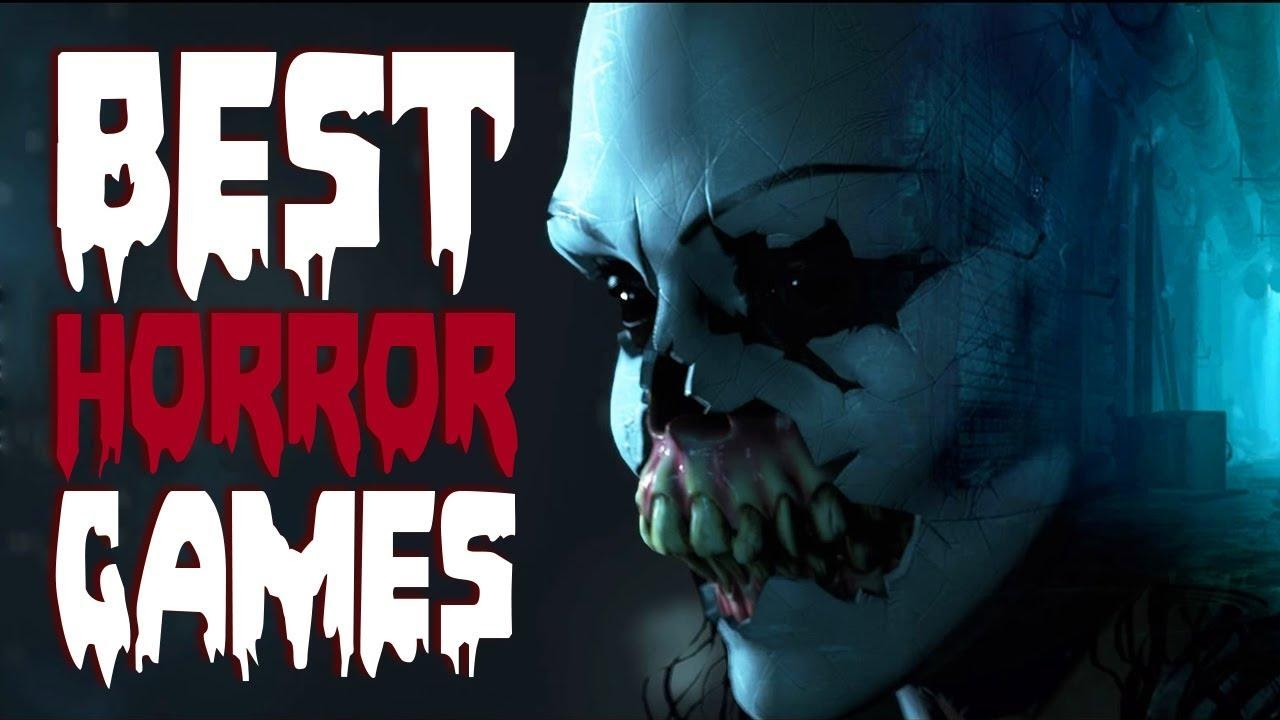 The Most Exciting Horror Games