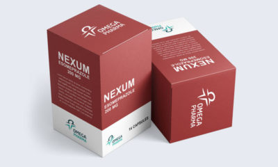 medicine packaging boxes
