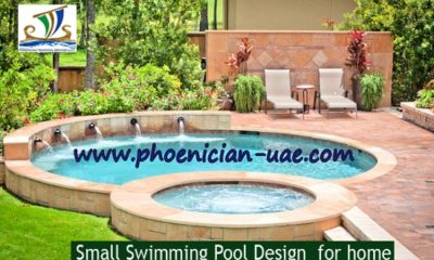 swimming pool design Dubai